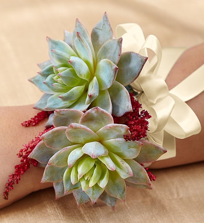 Vineyard Wedding Corsage
