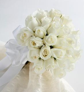 Rose Brides Bouquet