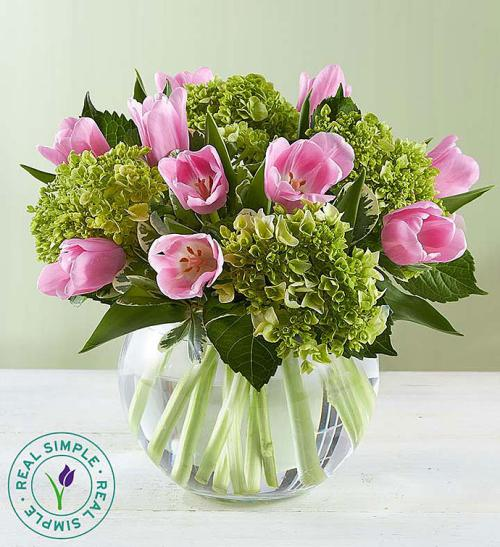Splendid Spring Bouquet by Real Simple