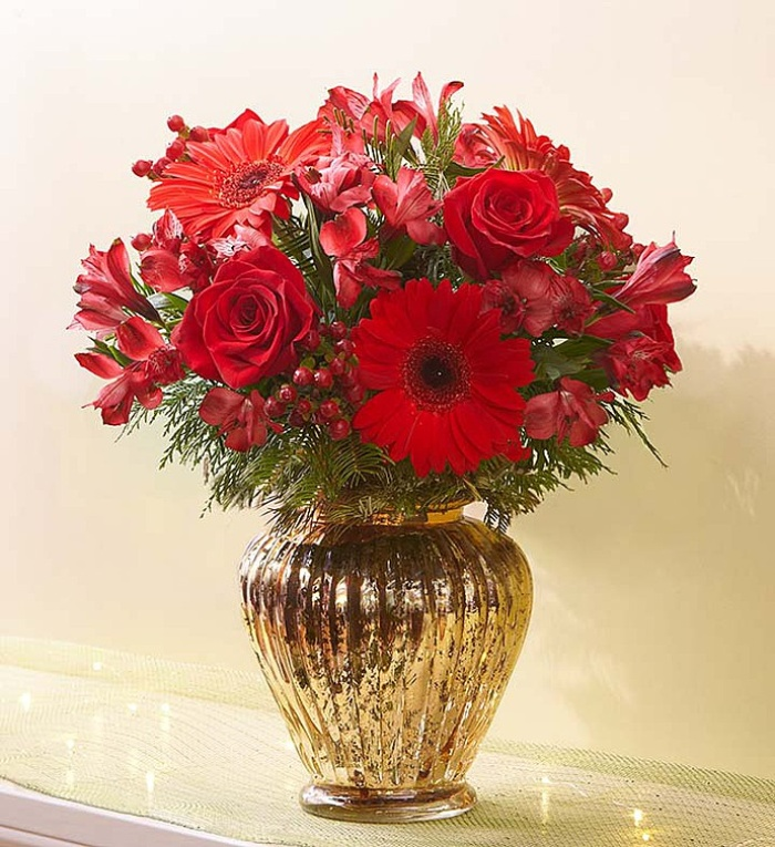 Royal Red Christmas Bouquet™