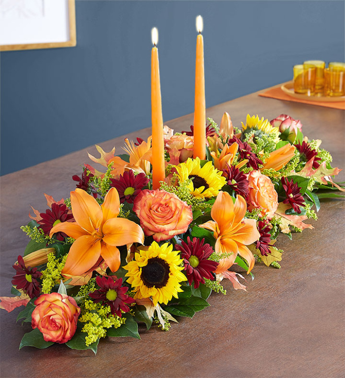 Fields Of Europe® For Fall Centerpiece