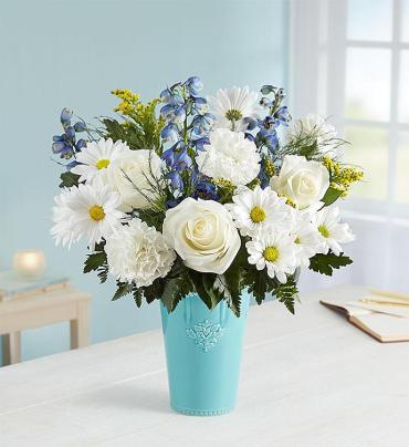 A Noble Life Flower Arrangement