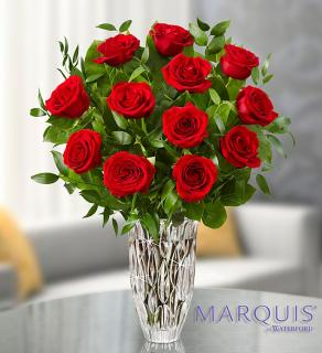 Marquis by Waterford® Premium Red Roses