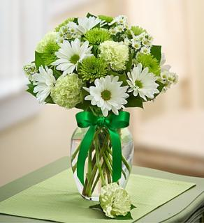 It\'s Your Lucky Day Bouquet with Boutonniere