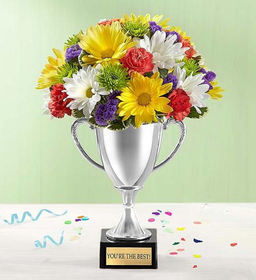 Trophy Bouquet You are The Best