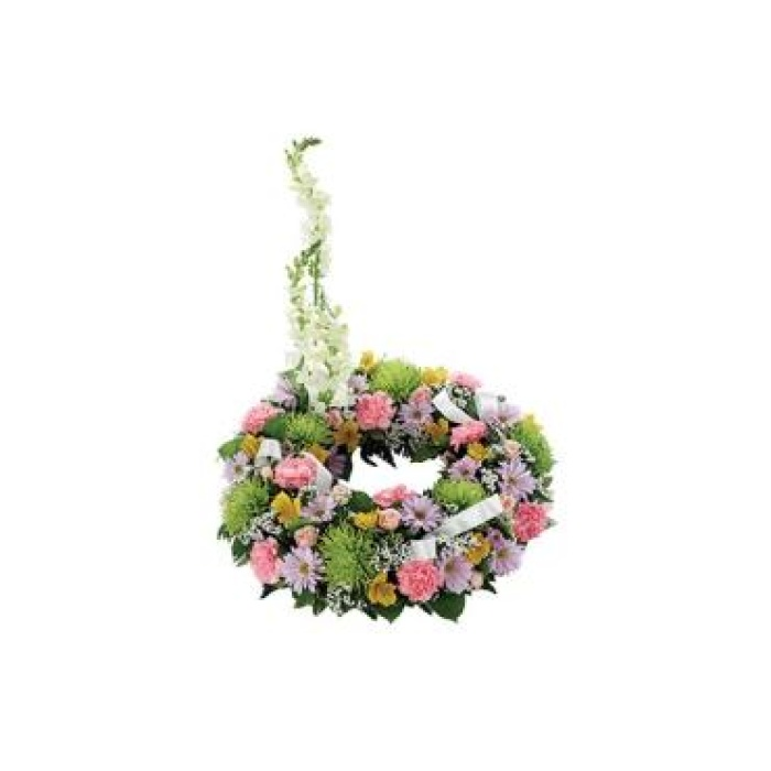 Cremation/Memorial Floral Wreath