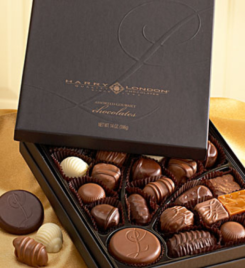 Harry London Chocolates