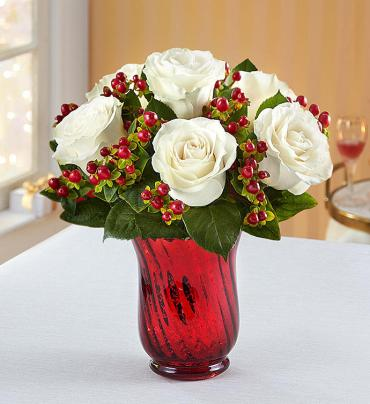 Holiday Charm Bouquet